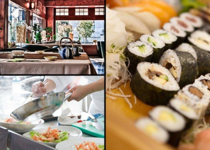 Japán menü Budapest legjobb Távol-keleti éttermében