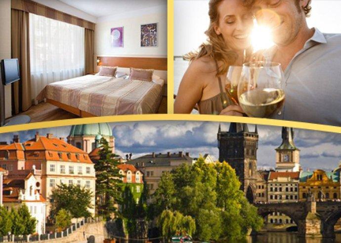 Prága, Hotel Aida**** 3 éjszaka szállás, 2 fő részére