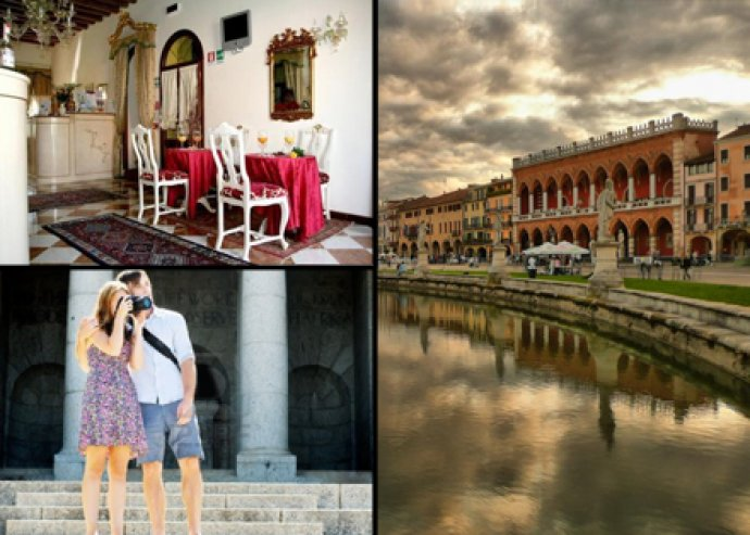 3 nap 2 főre Velencében reggelivel