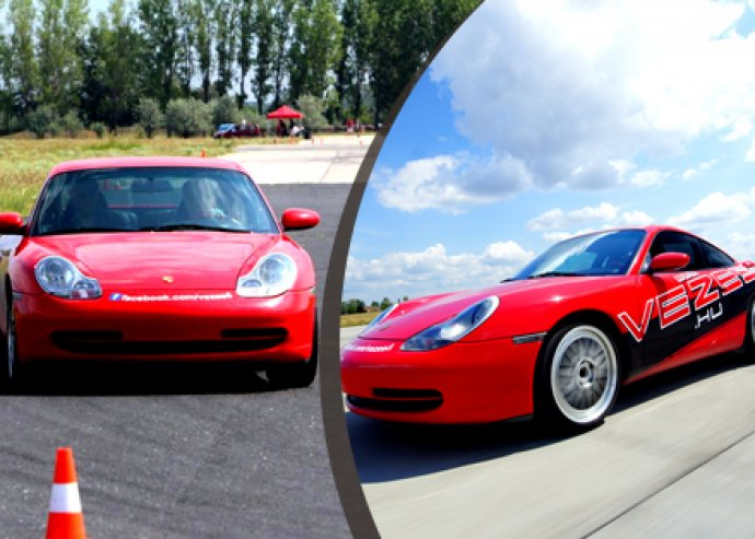 Porsche 911 Carrera élményvezetés! Gazdagodj egy felejthetetlen élménnyel!