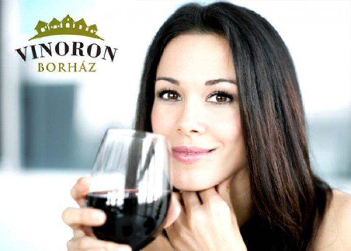 Ínyenc Borkóstolás a Vinoron Borházban!