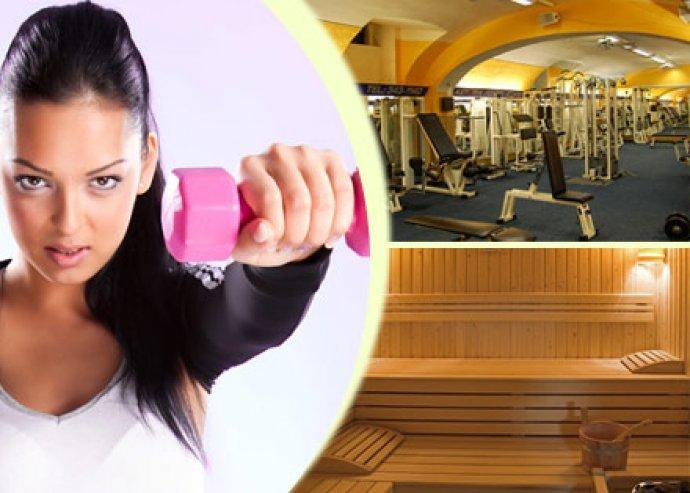 Kombinált, 3 hónapos fitness bérlet nyárra az Astoria Fitnessbe
