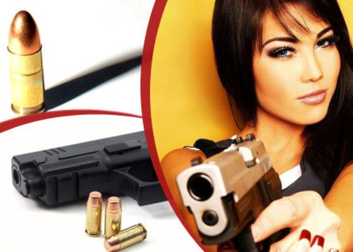 Sportlövészet 5 fegyverrel