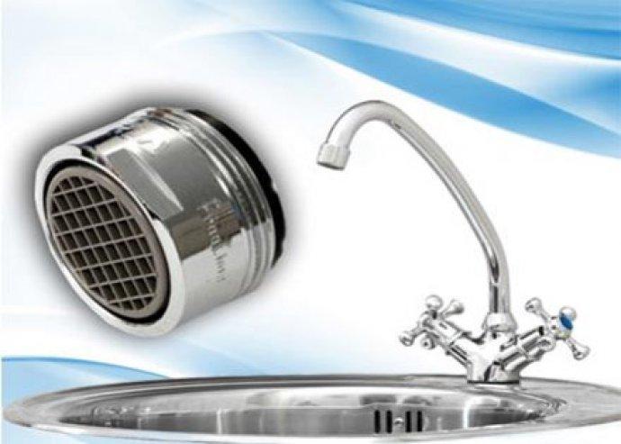 Vízfogyasztás csökkentő szett