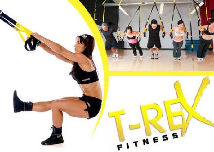 6 alkalmas 60 perces TRX edzés