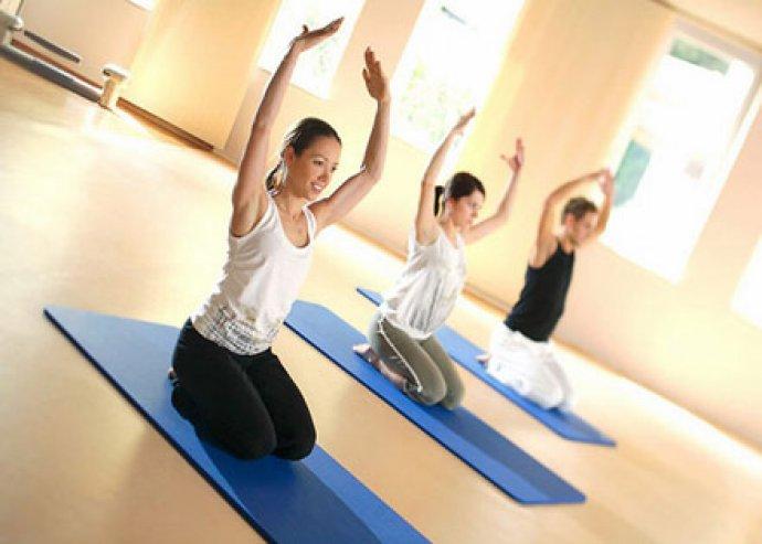 5 alkalommal 60 perces Pilates edzés