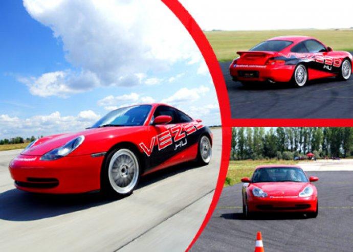 Porsche 911 Carrera élményvezetés