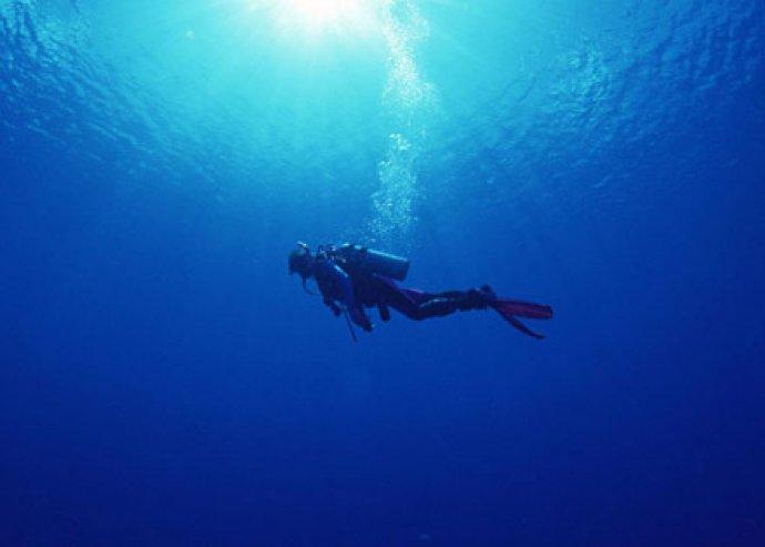 PADI Scuba Diver búvártanfolyam