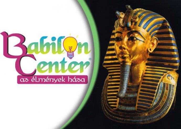Egyedülálló kalandok: belépőjegy a Babilon Centerbe