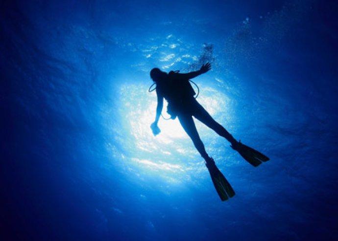 Alapfokú könnyűbúvár-tanfolyam az Aquaworldben
