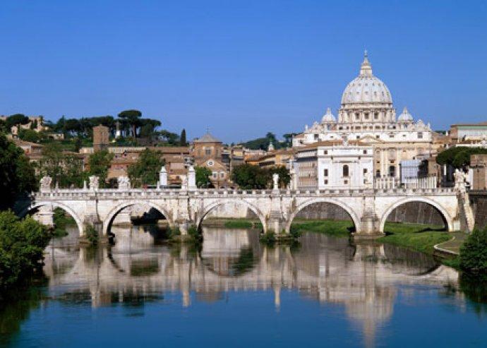 3 nap 2+2 főre Rómában, a Vatikán mellett, reggelivel
