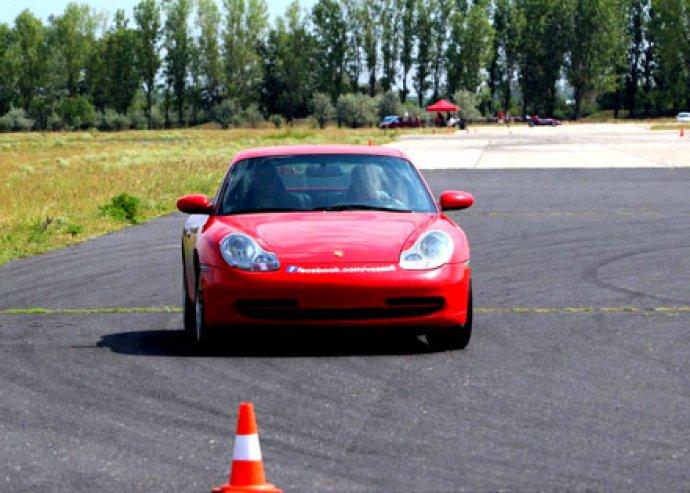 Porsche 911 Carrera tesztvezetés