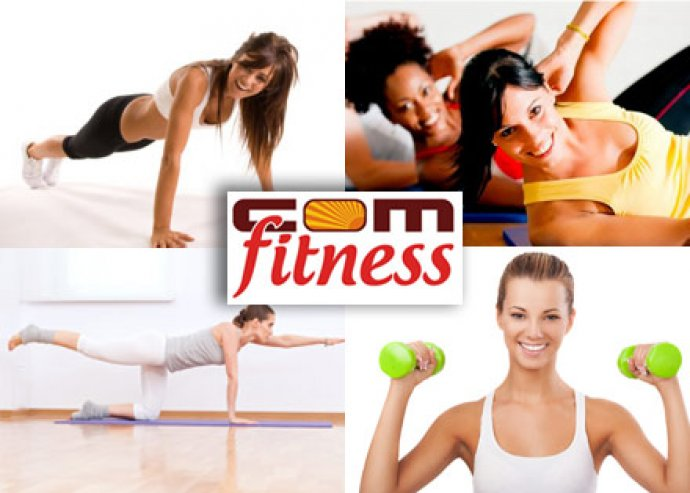 Korlátlan fitness bérlet