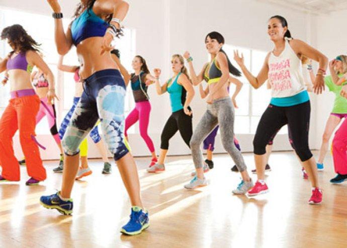 5 alkalmas zumba bérlet a Dance 4 Fun stúdióiba