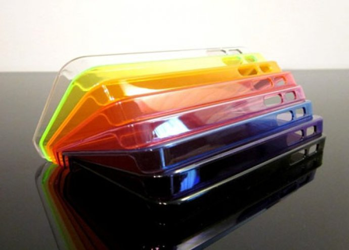 iPhone 5 tok ajándék fóliával, törlőkendővel és védődugóval