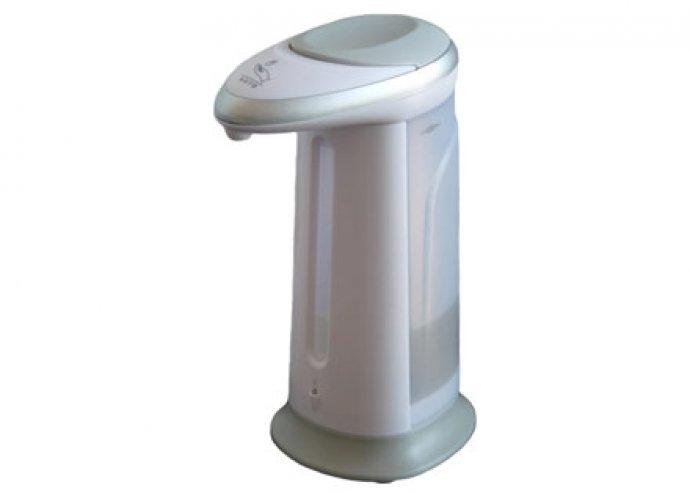 Modern, egyszerűen használható, higiénikus, automata, szenzoros szappanadagoló