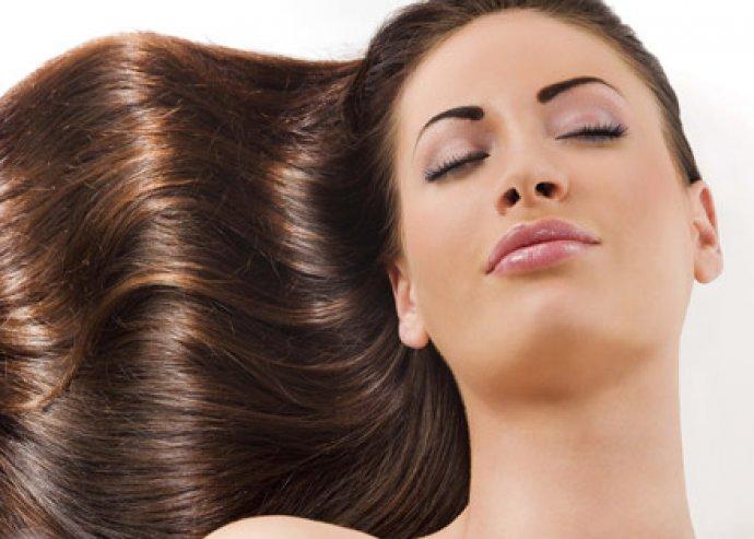Mikro lapillesztéses hajhosszabbítás, 50 gramm orosz, európai hajból