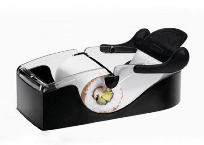 Praktikus, könnyen tisztítható és gyors Easy roll sushi készítő