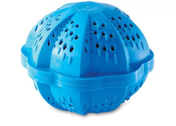 Vegyszermentes, biztonságos mosólabda, jázmin vagy levendula illatban, akár 1.500 mosáshoz