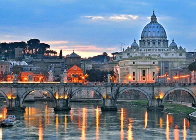 4 nap/3 éj vagy 5 nap/4 éj 2 fő részére Rómában a Casa Simpatia apartmanban! További kedvezményekkel és ajándékokkal!