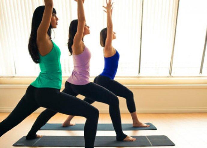 4 alkalmas vagy havi korlátlan hot yoga bérlet a Ganapati Hot Yoga Studióban!