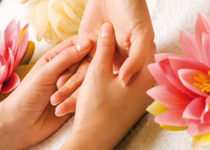 Stresszoldás és probléma megelőzés! 1 órás kezelés, kezek, arc és a talp reflexzónás masszírozása