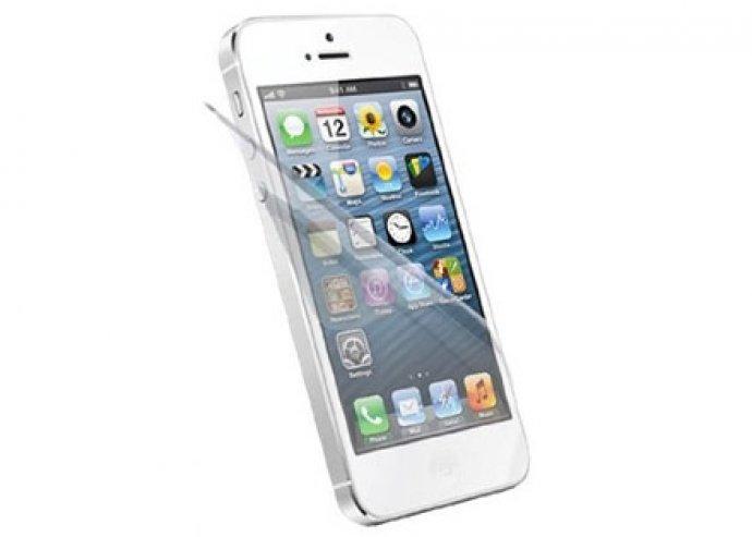 Telefon kijelzővédő fólia 5 inches méretig, felrakással, az Oktogonnál