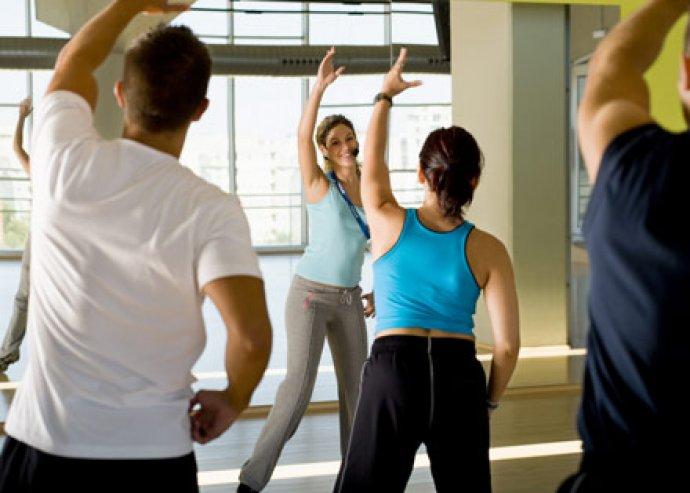 10 féle különböző aerobic-edzés a Com Fitness-be