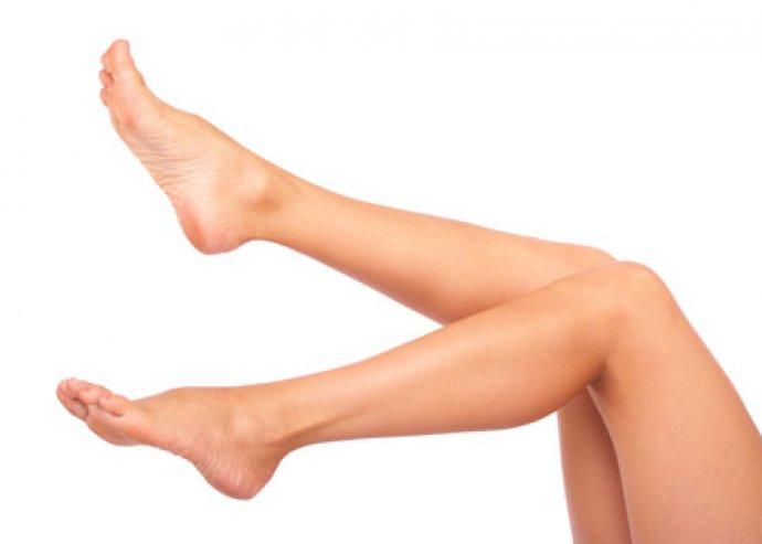 1 órás gyógypedikűr + 20 perces kényeztető lábmasszázs mindkét lábra