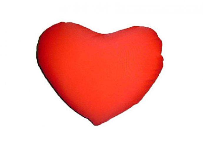 Levendulás, lenmagos, szív alakú melegítő párna és gallér