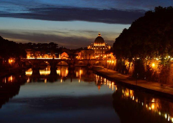 4 nap vagy 5 nap 2 fő részére Rómában további kedvezményekkel és ajándékokkal