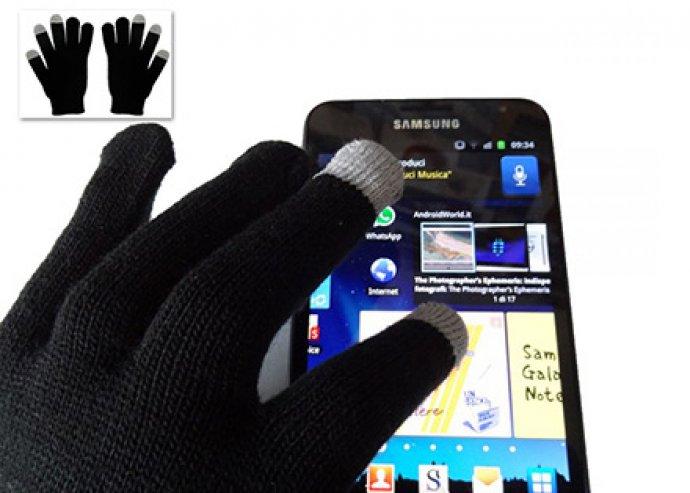 Okos kesztyű okostelefonokhoz, Itotal kapacitív kesztyű