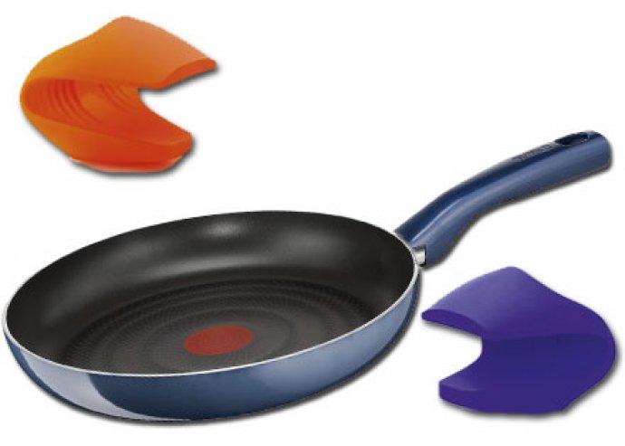 1 vagy 2 db Milo konyhai edényfogó, szilikon anyagból, 2 féle szín közül kiválasztva