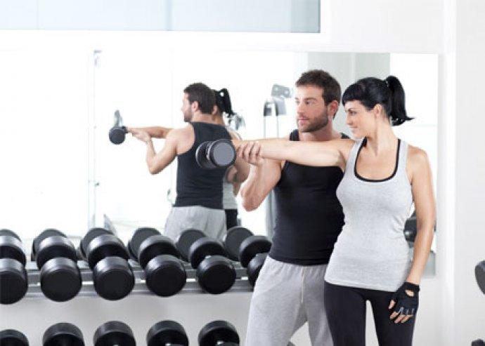 Hozd formába magad fitnessel, 3 alkalommal+állapotfelmérést is kapsz ajándékba!