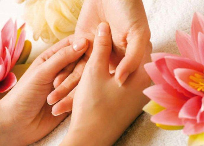 Japán manikűr lakkozással és kézmasszázzsal! Keleti gyógymód körmeidnek.