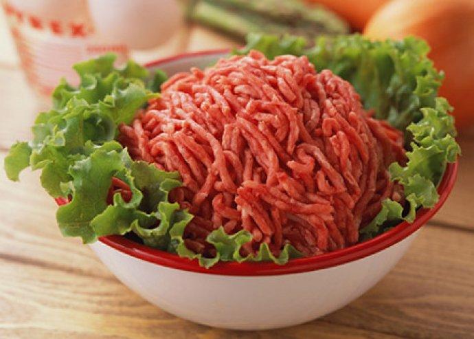 3 in 1 rozsdamentes húsdaráló, 7 tartozékkal, 3 cserélhető rostával, tészta és sütikészítő sablonnal