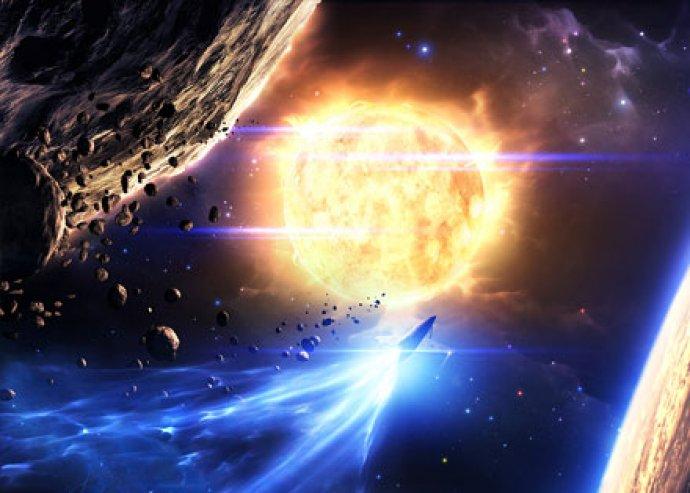 60 perces élő szabadulós játék az idegen bolygóról, 2-5 fő részére