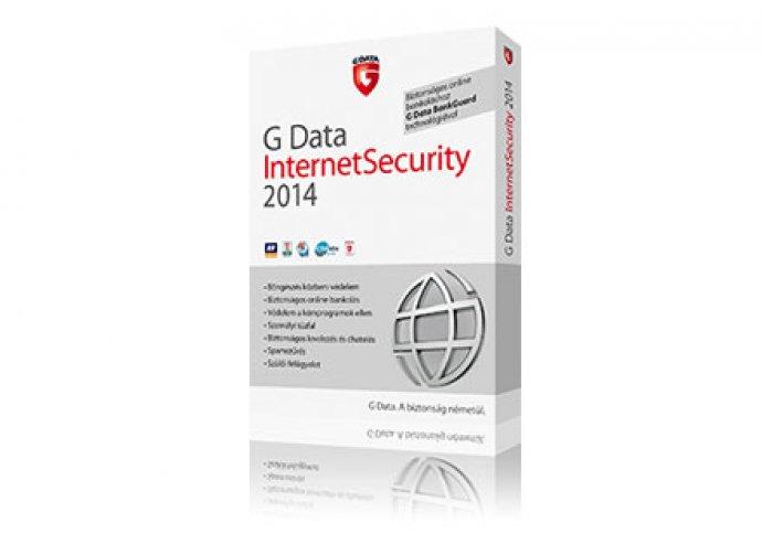 G Data InternetSecurity  elektronikus licenc számítógépre vagy mobilra