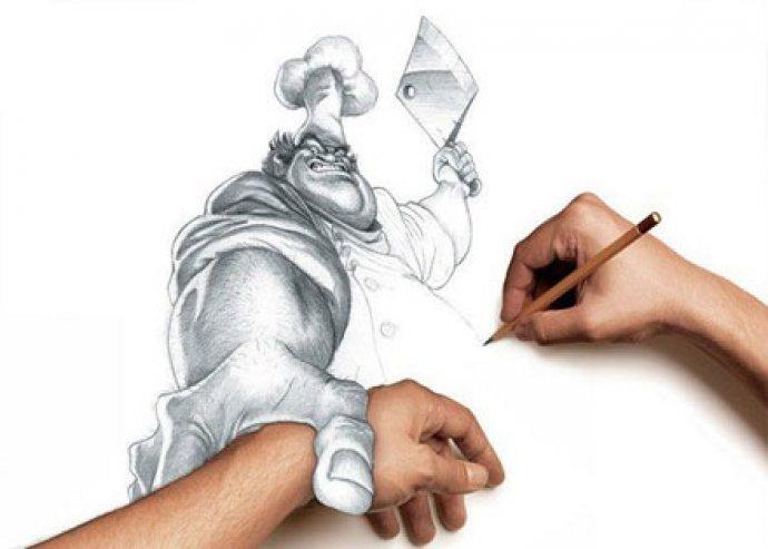 3 napos Leonardo rajz tanfolyam, annak, aki érteni is szeretné a rajzolást