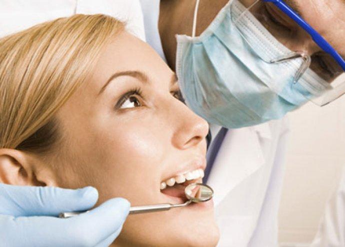 Komplex fogászati szűrővizsgálat, röntgennel és fogfehérítéssel