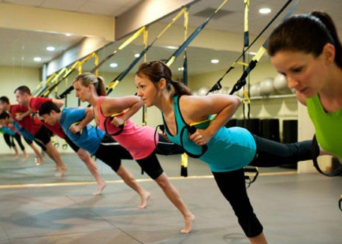 4 alkalmas funkcionális edzés szabadon választható TRX vagy XFit