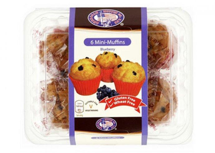 Glutén- és búzamentes édességek csomagban, magas minőségben, kiváló ízvilággal