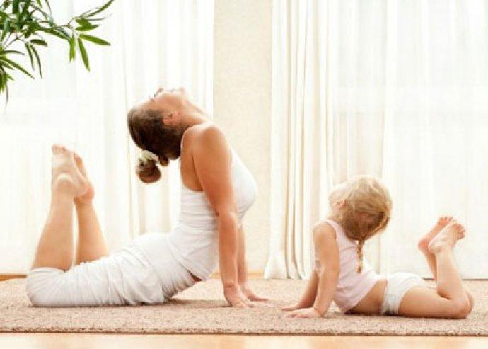 5 alkalmas baba-mama jóga a Moja Stúdióban