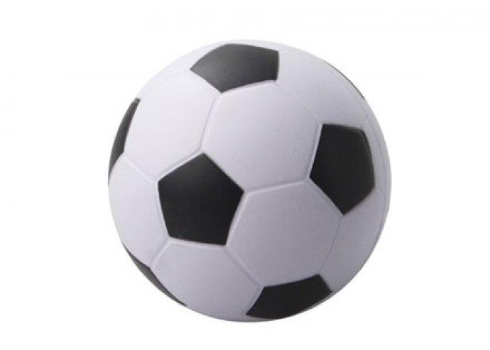 Hatékony stresszoldás - focilabda alakú stresszlabda a feszültség levezetésére