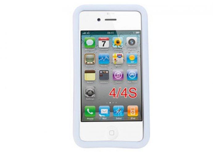 Divatos védelem a telefonnak - Zora szilikon iPhone tok 4-féle színben