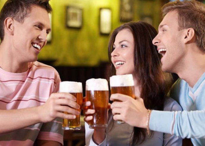 PRÉMIUM kategóriás cseh sörök kóstolója a Sladek sörházban!