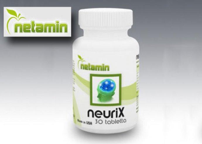 Neurix agyvitamin, a maximális teljesítményért