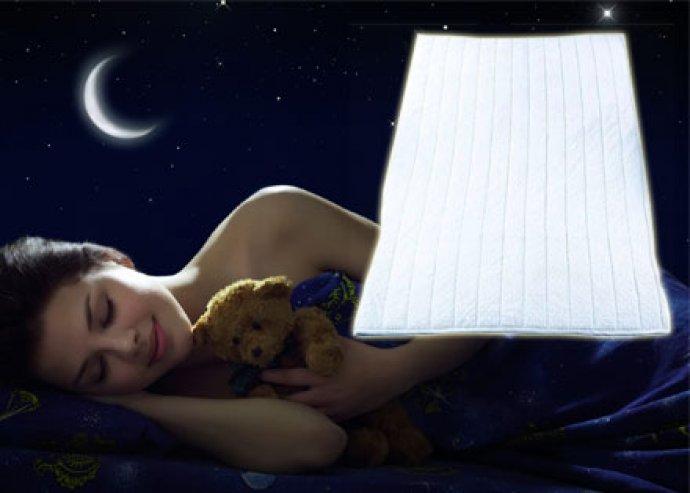 Nicki plush ágytakaró és pléd, higiénikus és antiallergén