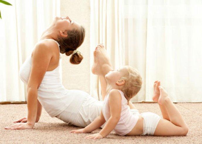 10 alkalmas Baba-mama jógabérlet, mert együtt lenni jó