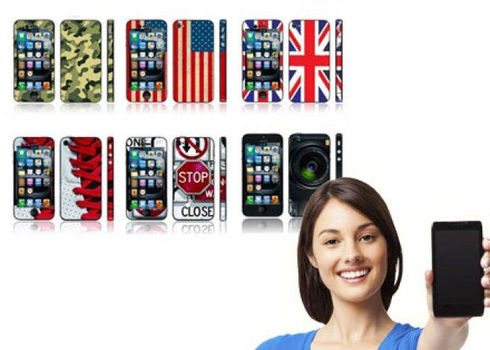 Iphone 4 és Iphone 5 designos kiegészítők